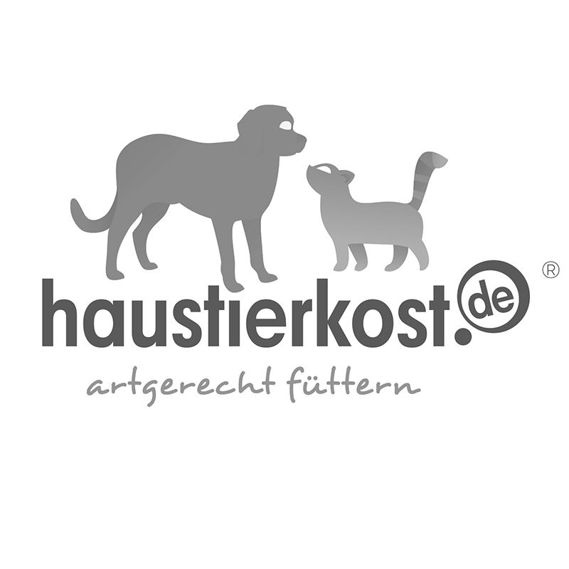 haustierkost.de Lamb ears with fur dried, 500g