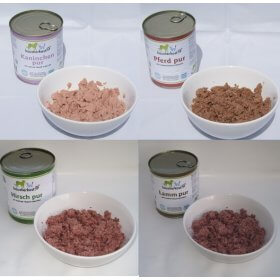haustierkost.de Canned meat (sample B)